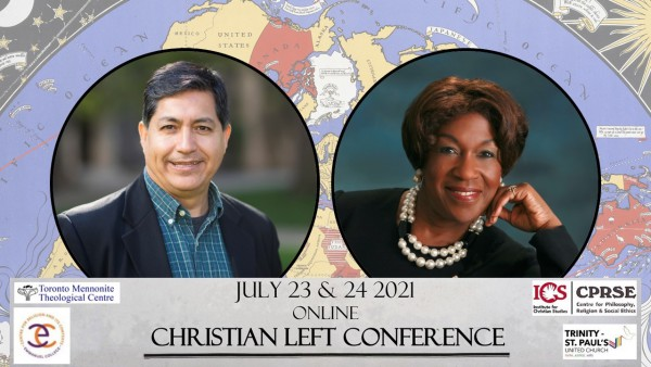 Christian Left Conference, July 23 and 24, 2021